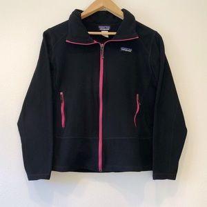 414bc548e Patagonia. Patagonia vintage low pile zip up fleece jacket L